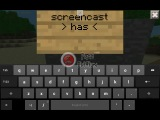Minecraft pe HEROBRINE (z-screen recorder test)